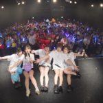 アイドル諜報機関LEVEL7「4周年記念4thワンマンライブ」を渋谷WWWXで開催、大成功を収める!