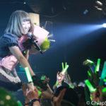 異国のパルピタンテ、ゆん生誕イベントでライブ感の溢れるステージを披露!